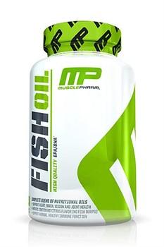 MusclePharm, Серия Essentials, рыбий жир, 90 Caps. - фото 5616