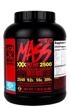 Mutant Mass XXXTREME 2500,  3,2 кг. - фото 5648