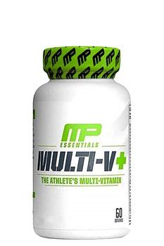 MusclePharm, Essentials, Multi-V+   60 таб. - фото 5651