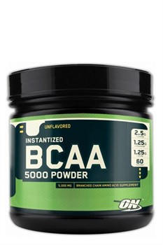 Optimum Nutrition BCAA Micronized Instant 5000 - фото 5653