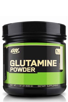 Optimum Nutrition Glutamine powder, 600 gr. - фото 5657