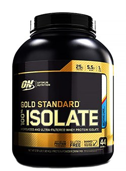 GOLD STANDARD 100% ISOLATE 1.36 кг. - фото 5658