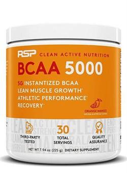 R S P BCAA 5000,  225 gr. - фото 5702
