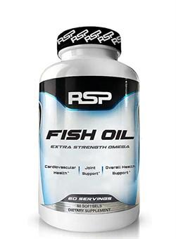 R S P Fish Oil,   60 softgel. - фото 5707