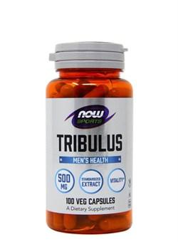 Now Tribulus (Якорцы стелющиеся) 500 мг. - фото 5721