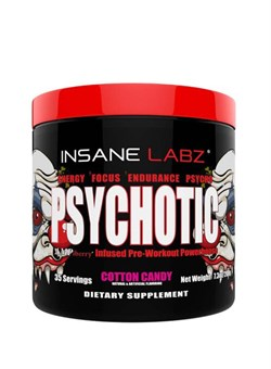 INSANE LABZ Psychotic 1 Порция 500 тнг. - фото 5727