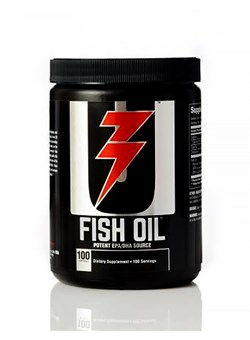 UNIVERSAL Fish Oil,   100 softgel. - фото 5743