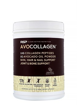 R S P Avo Collagen,  400 gr. - фото 5767