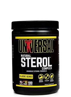 UNIVERSAL Natural Sterol Complex, 100 tab. - фото 5785