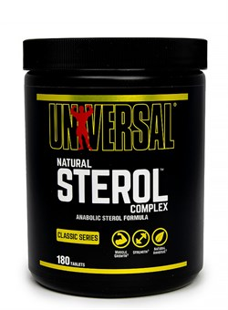 UNIVERSAL Natural Sterol Complex, 180 tab. - фото 5794