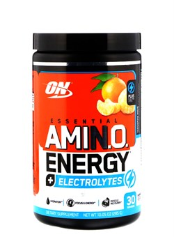 Amino Energy + ELECTROLYTES,  285 gr. - фото 5795