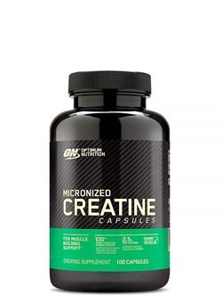 Optimum Nutrition Creatine 2500 mg, 100 caps. - фото 5806