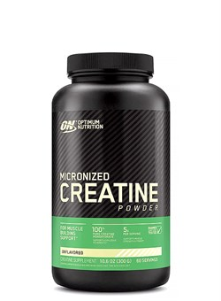 Optimum Nutrition Micronized Creatine, 300 гр. - фото 5807
