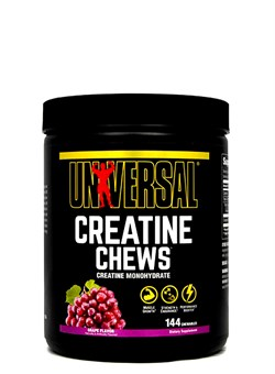 UNIVERSAL Creatine Chews,  144 tab. - фото 5825
