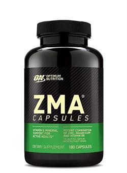 Optimum Nutrition ZMA, 180 капс. - фото 5850