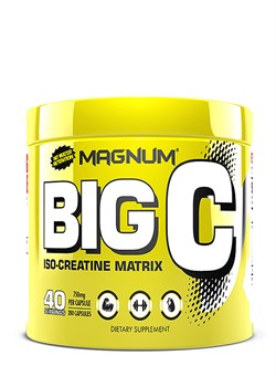 MAGNUM Big C 200 капс. - фото 5855