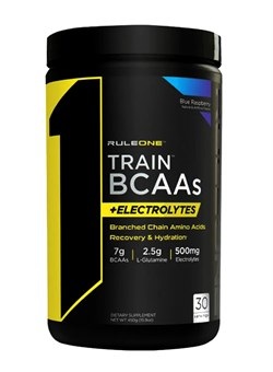 R1 Train BCAAs + Electrolytes,  450гр. - фото 5864