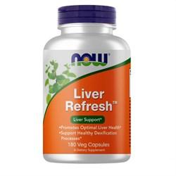 NOW Liver Refresh, 180 caps. - фото 5912