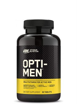 OPTION NUTRITION Opti - Men 90 tab. - фото 5915