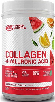 OPTIMUM NUTRTIONCollagen + Hyaluronic Acid,   644 гр. - фото 5927