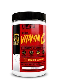 Mutant Pure Vitamin C Crystals 454 гр. - фото 5938
