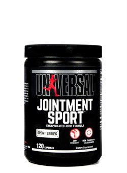 Universal Nutrition  Jointment Sport - 120 caps. - фото 5939