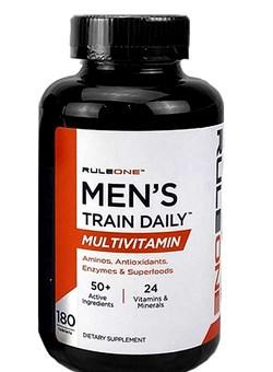 RULE 1 R1 Men's Train Daily Sports Multi-Vitamin 180 Табл. - фото 5948
