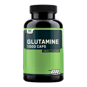 OPTION NUTRITION Glutamine 1000 mg, 60 caps.