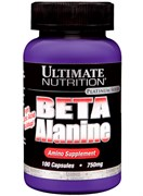 ULTIMATE Beta Alanine 750 mg
