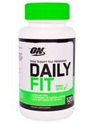 Optimum Nutrition Daily-Fit  120 caps.