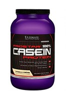 Ultimate Nutrition Prostar Casein 0,9 кг.