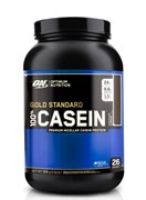 Optimum Nutrition  100% Casein Protein,  0,9 кг.