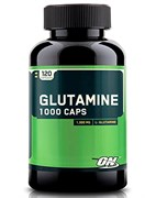 Optimum Nutrition Glutamine 1000 mg. 240 caps.