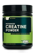 OPTIMUM NUTRTION	Micronized Creatine,   1200 gr.