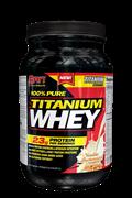 SAN 100% Pure Titanium Whey 0,9 кг.