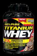 SAN 100% Pure Titanium Whey 2,3 кг.