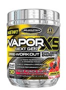 Muscle Tech Vapor X5  Next Gen 30 Порций.
