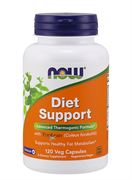 NOW Diet Support, 120 caps.