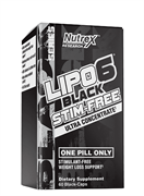LIPO 6 BLACK ULTRA CONCENTRATED STIM FREE 60 капс.