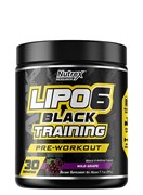 NUTREX	Lipo 6 Black TRAINING 1 Порция