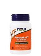 NOW Probiotic-10™ 25 Billion, 50 капс.