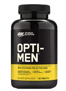 OPTION NUTRITION Opti - Men, 150 tab.